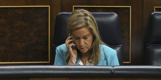 El Congreso renueva su contrato con Telefónica: 1,24 millones para los móviles y el ADSL de los diputados