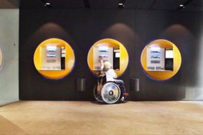 La Caixa mejora la accesibilidad de sus servicios financieros
