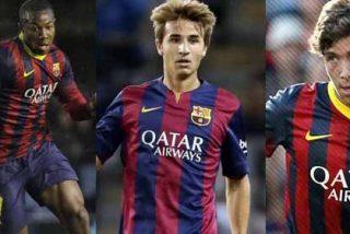 Los tres jugadores que el Barcelona ofrece al Sevilla por Denis