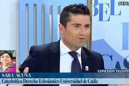 Merlos mete en cintura a los 'zampa aritos de cebolla' de la Universidad de Cádiz a cuenta de Visas Black