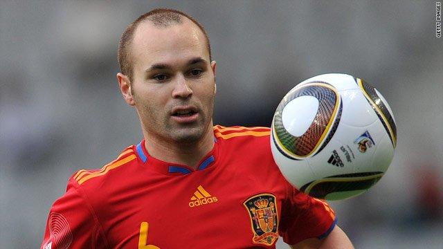 Los 10 deportistas españoles más seguidos en Twitter
