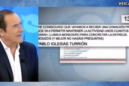 """Antonio Jiménez, contundente con los ataques de Pablo Iglesias a Alfonso Rojo: """"Fue una estrategia miserable"""""""