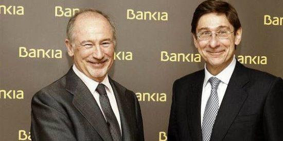 Bankia maquilló sus vergonzosas cuentas para disimular su demacrado estado