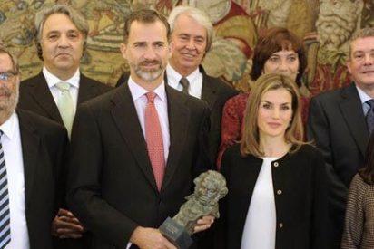 Felipe VI y Letizia ya tienen su Goya