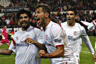 Así serán las nuevas camisetas del Sevilla