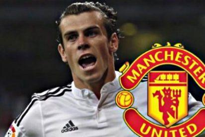 Anuncian que Gareth Bale dejará el Real Madrid y se va al Manchester United por 153 millones