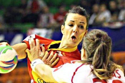 Las 'guerreras' del balonmano debutan con victoria en el Europeo