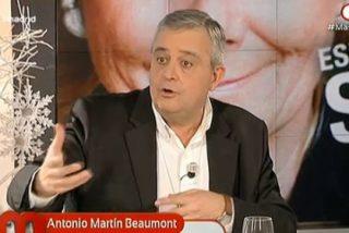 """Antonio Martín Beaumont: """"Rajoy sabe desde hace tiempo que Esperanza es su candidata en Madrid"""""""
