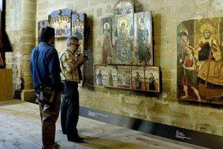 Alcalde de Villanueva de Sijena espera que la carta remitida al Papa sirva para recuperar los bienes artísticos