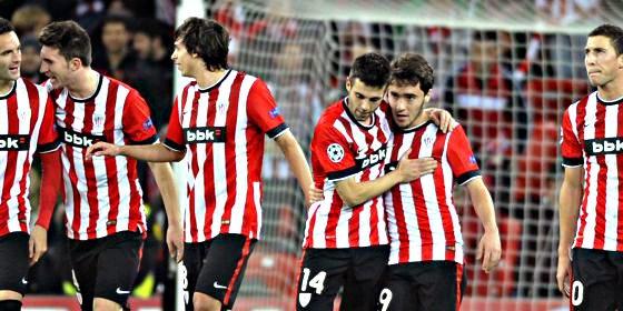 El Athletic de Bilbao sigue en Europa, pero en 'segunda'