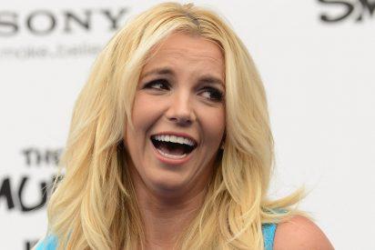 Britney Spears, Navidades familiares al lado de su novio y sus hijos