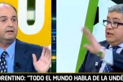 """Brotons despide el año machacando a Látigo Serrano y Juanma Rodríguez: """"Sois los trompeteros de Florentino Pérez"""""""