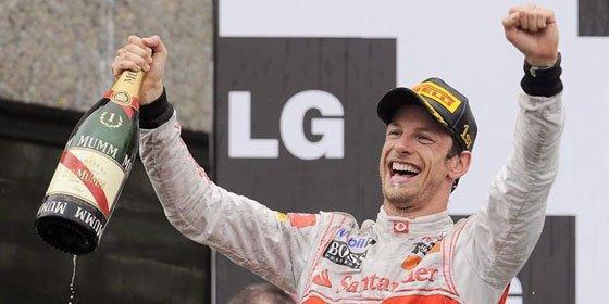 Button se acuerda de Magnussen tras quedarse fuera de McLaren