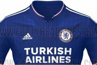 Así son las equipaciones del Chelsea para la próxima temporada