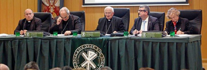 """La UCV crea la cátedra de Teología """"Santo Tomás de Villanueva"""""""
