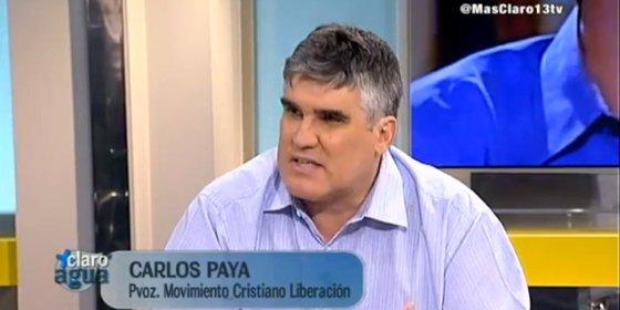 """Carlos Payá: """"Es vergonzoso que los medios españoles se crean la milonga del acuerdo Cuba-EE.UU"""""""