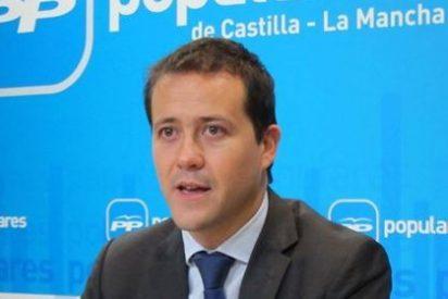 Carlos Velázquez ensalza la figura de María Dolores de Cospedal como defensora de la clase media