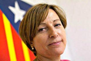 """Carme Forcadell, presidenta de la ANC, reconoce """"desánimo"""" entre el independentismo catalán"""