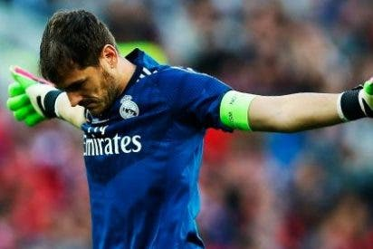 Dos equipos se plantean fichar a Casillas