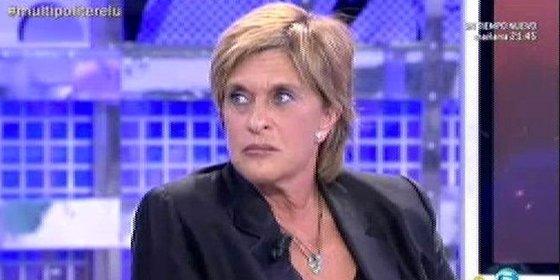 Gritos, humillaciones y secretos: El 'multipolideluxe' contra Chelo Gª Cortés deja con el 'culo al aire' a todos colaboradores de 'Sálvame'