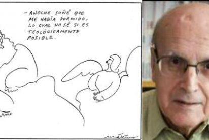 Muere a los 82 años de edad Máximo, dibujante, viñetista, analista y genio