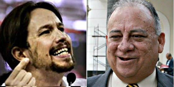 El embajador de Venezuela enumera los beneficios para España de la llegada de Podemos al poder