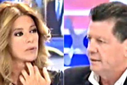 """La coherencia de Esther Palomera: pide a Alfonso Rojo """"no dar palos a la profesión"""" cuando ella masacró a Sergio Martín"""