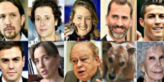 ¿Quién de todos estos es para usted el 'Personaje del Año' en España?