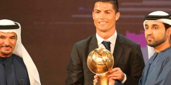 """Cristiano Ronaldo: """"El campo es mi lugar favorito para contestar a los que que hablan mucho"""""""