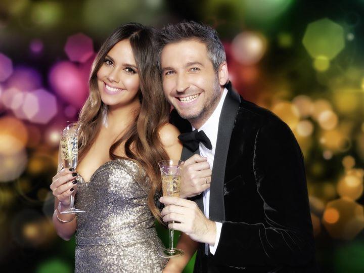 Cristina Pedroche y Frank Blanco, listos para dar las campanadas