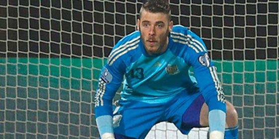 Piden a De Gea en la operación Bale