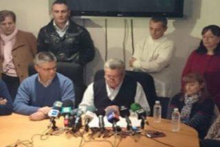 """Familiares de 'Miguelianos' celebran la """"celeridad"""" y """"contundencia"""" del juez"""