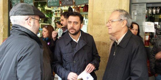 """Fran González: """"Los presupuestos de Susana Díaz ponen a las personas en el centro de la acción política andaluza"""""""