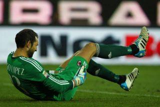 Diego López explica por qué ficho por el Milán