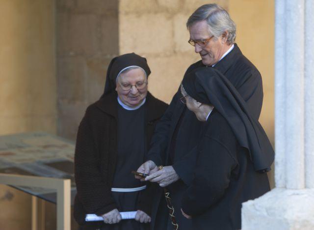 Pedralbes podría quedarse sin monjas y sin patrimonio