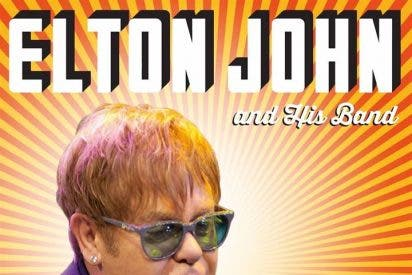 Elton John dispuesto a levantar al Palau Sant Jordi de Barcelona