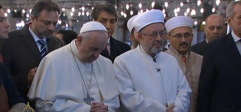 El viaje del Papa a Turquía potencia el diálogo interreligioso