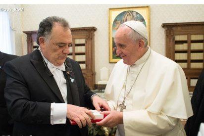 El Papa recibió las credenciales del nuevo embajador argentino ante la Santa Sede