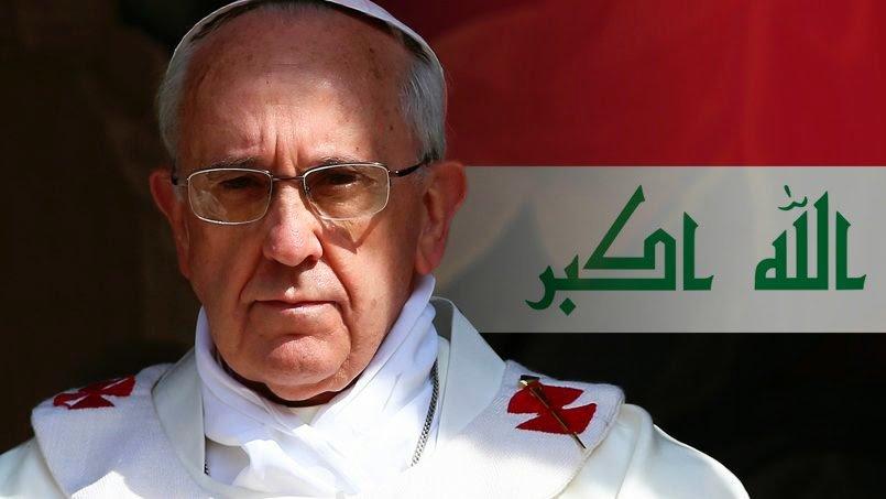"""El Papa asegura que """"los cristianos están siendo expulsados de Oriente Medio"""""""