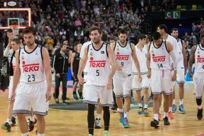 El Real Madrid de baloncesto sucumbe al efecto atontador de Miribilla