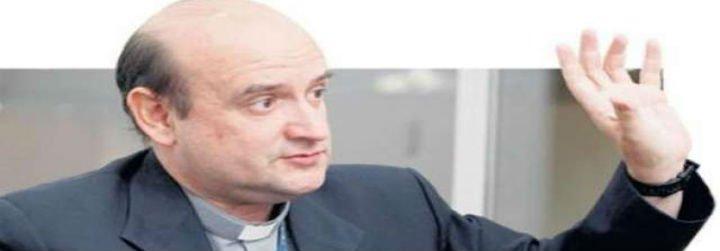 """Enrique Eguía, obispo auxiliar de Buenos Aires: """"El Papa se siente blindado por el Espíritu Santo"""""""