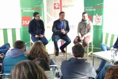 """Juan Espadas (PSOE): """"Los Presupuestos de Susana Díaz garantizan a la juventud un futuro con oportunidades"""""""