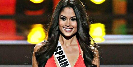 La española que cambió el voleibol por ser Miss Universo... ¡declara su homosexualidad!
