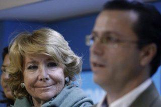 Esperanza Aguirre se ofrece como candidata del PP a la alcaldía de Madrid