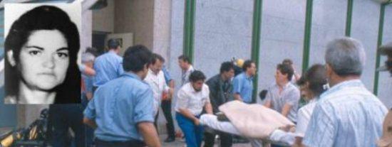 Sale en libertad la etarra Josefa Ernaga, condenada por el atentado de Hipercor