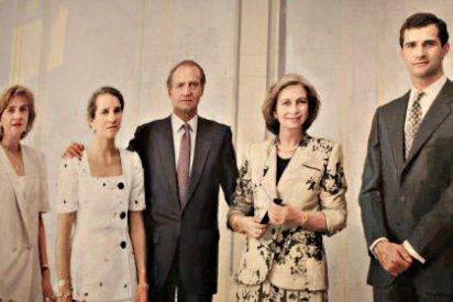 La Familia Real y el cuadro photoshop