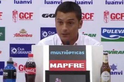 Las razones por las que el Almería ha destituido a Francisco