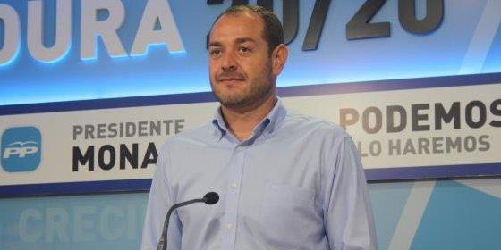 """Francisco Ramírez: """"Monago ha apostado por devolver la democracia a los ciudadanos"""""""