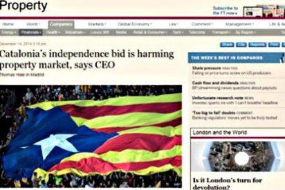 El sector inmobiliario catalán, otra víctima del plan secesionista de Artur Mas
