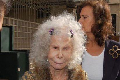 Carmen Tello ausente en el homenaje a la Duquesa de Alba